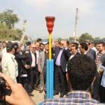 سفرهی گازرسانی به شهرهای گیلان برچیده میشود/ از ۳۰ طرح گازرسانی گیلان بهرهبرداری شد