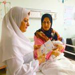 در «بیمارستان حضرت رسول اکرم(ص) رشت»؛ آموزش مادران برای تغذیهی کودک با شیرمادر انجام شد