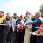 بهرهبرداری همزمان از ۱۷ پروژهی راهداری گیلان در یک شهرستان