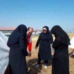 گیلان با برگزاری پنج دوره آموزش ضمن خدمت کارکنان هلال احمر در صدر استانهای کشور است
