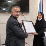کادر درمان «بیمارستان حضرت رسول اکرم(ص)» از دکتر شهدینژاد قدردانی کرد