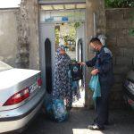 به ازای تحویل زبالههای خشک، شهروندان رشت بستههای فرهنگی دریافت کردند