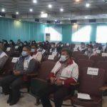 ۵۰۰ جوان گیلانی به عنوان امدادگر به  جمعیت هلال احمر گیلان پیوستند